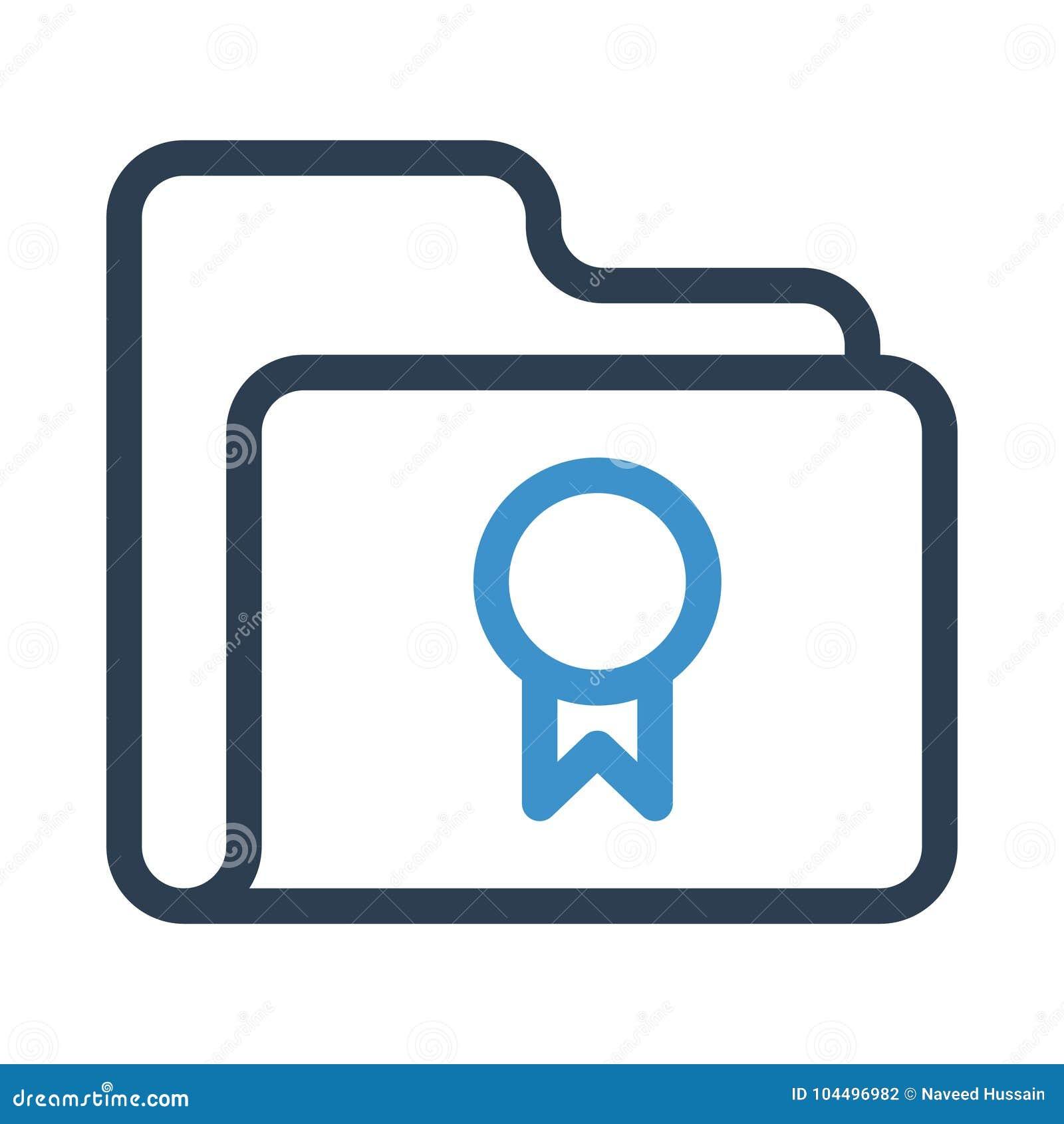 Linha ícone da qualidade do dobrador