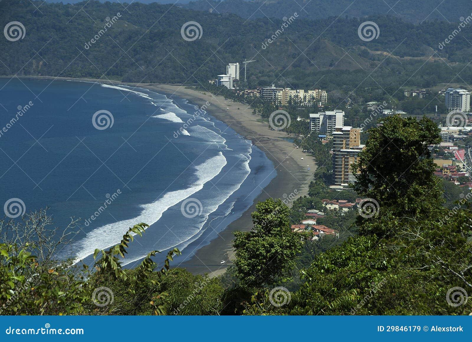 Linha costeira 2 de Jaco