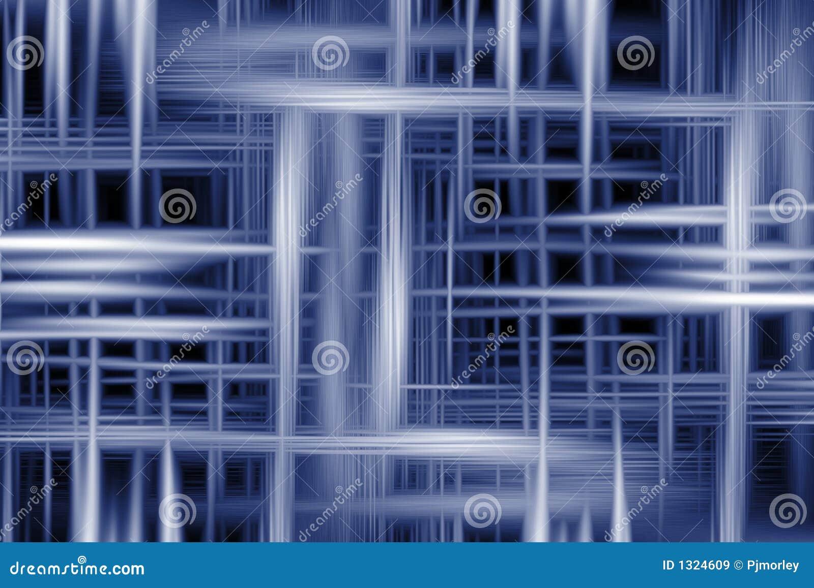 Linhas abstratas