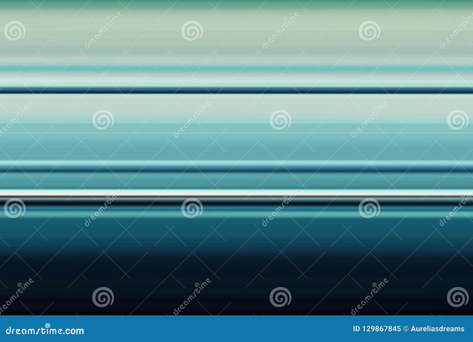 Linhas horizontais brilhantes fundo do sumário olorful do ¡ de Ð, textura em tons azuis