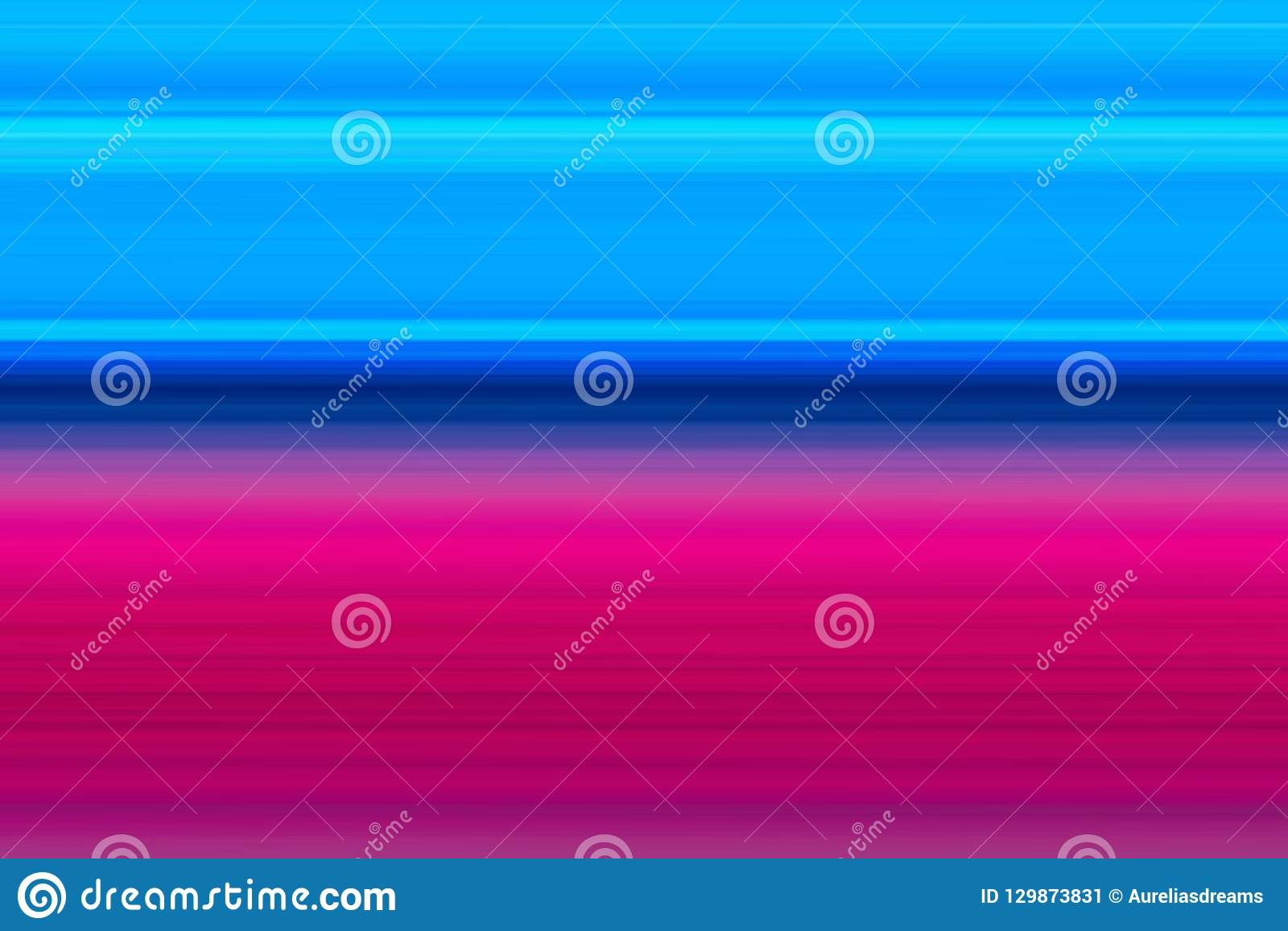 Linhas horizontais brilhantes fundo do sumário olorful do ¡ de Ð, textura em tons do verão