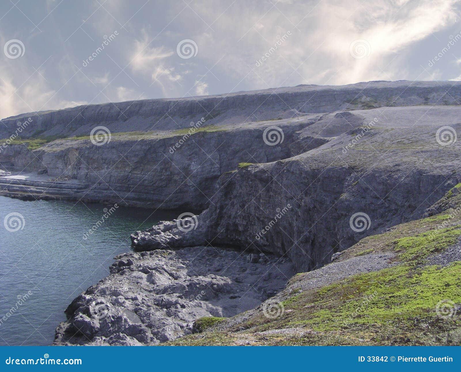 Linia brzegowa labrador