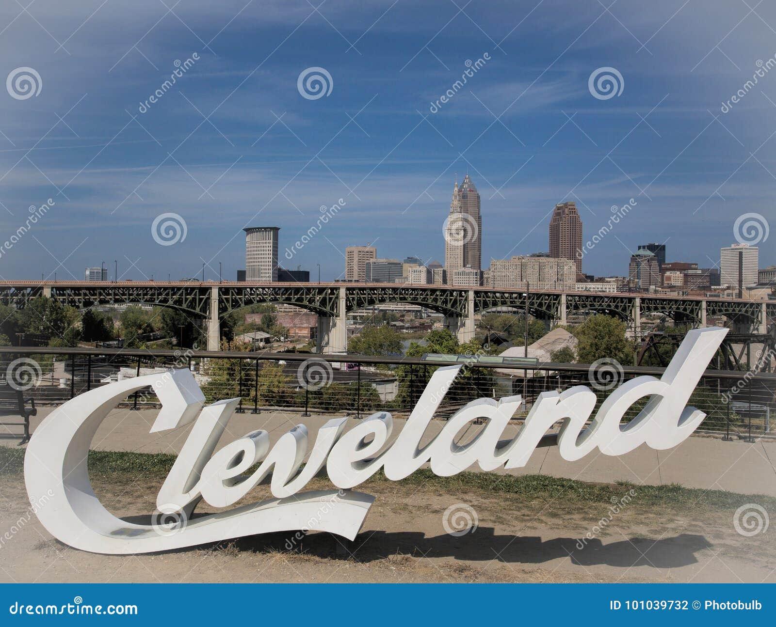 Linia horyzontu Cleveland, Ohio