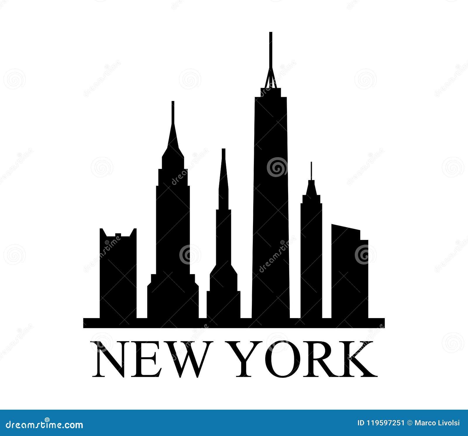 Linia horyzontu nowego Jorku