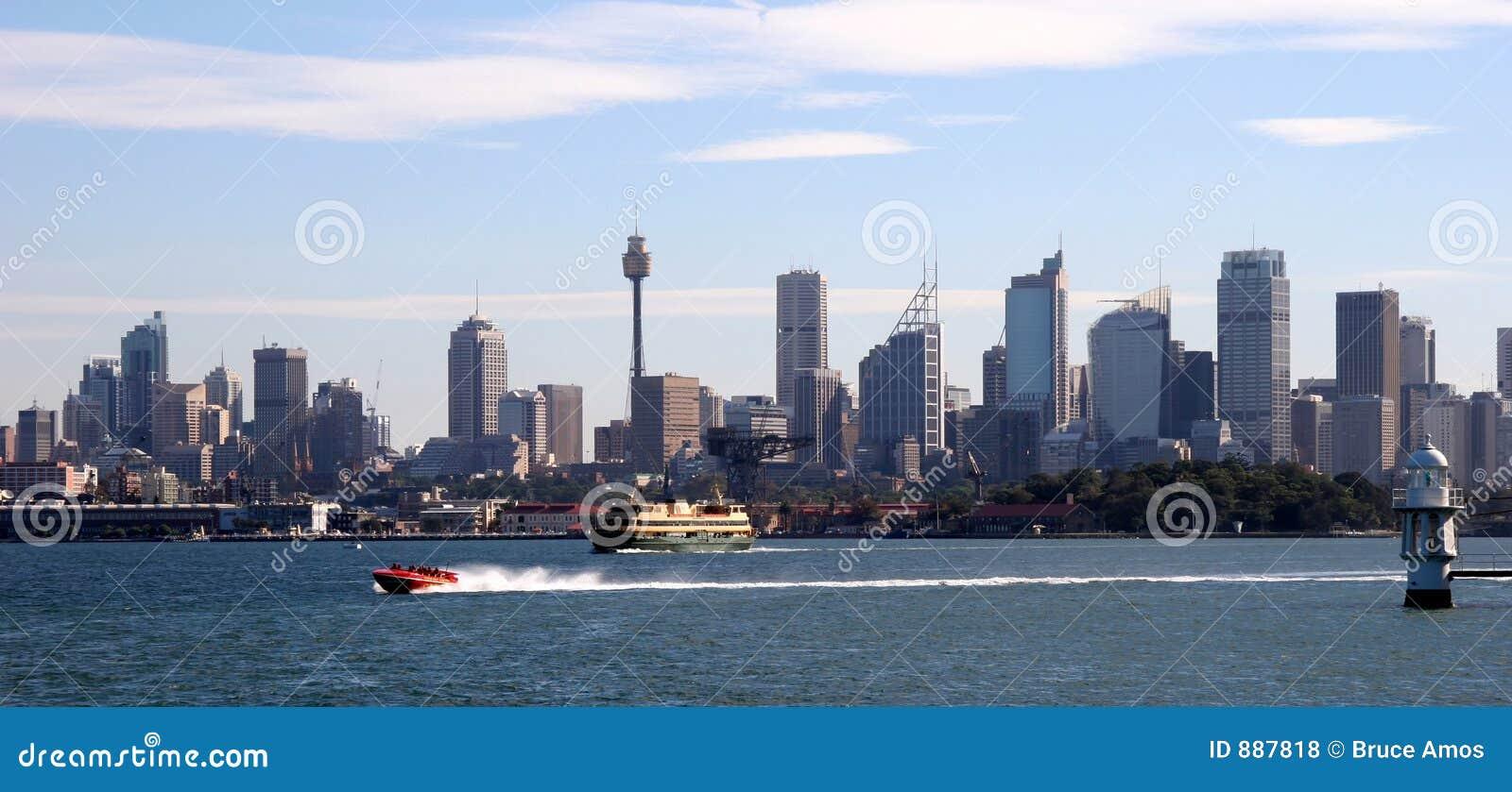 Linia horyzontu Sydney australii