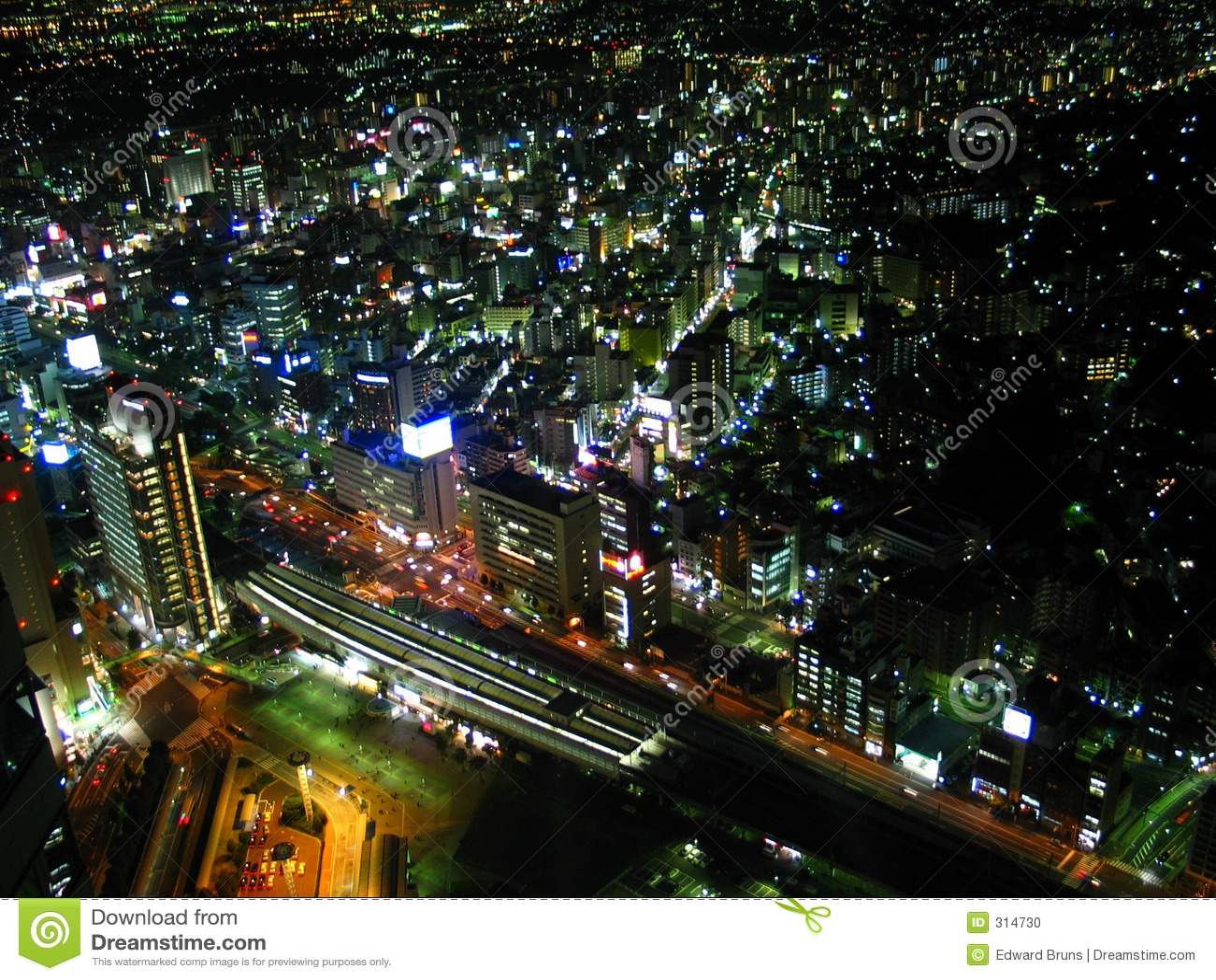 Linia horyzontu Yokohamy