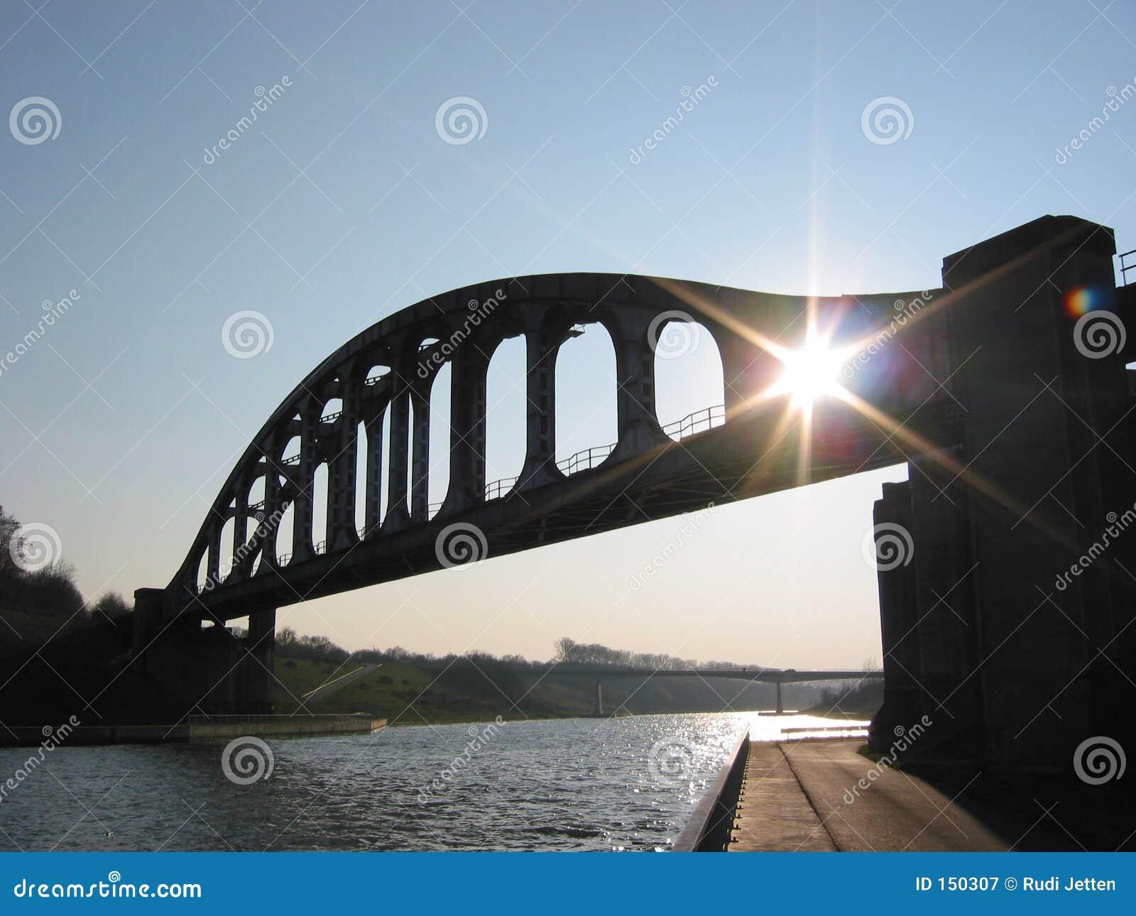 Linia kolejowa bridge