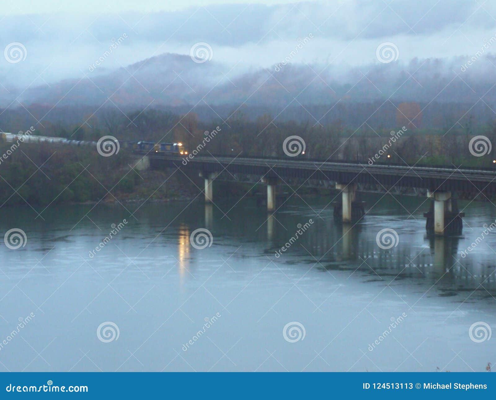Linia kolejowa most--Bridgeport, Alabama