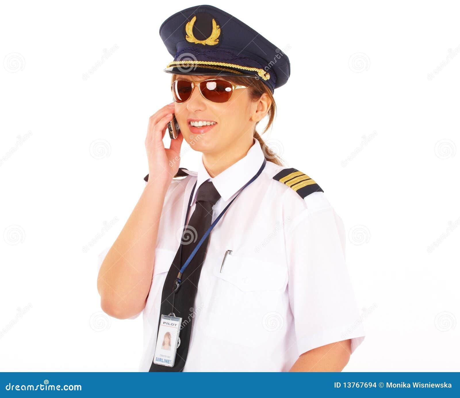 Linia lotnicza pilot
