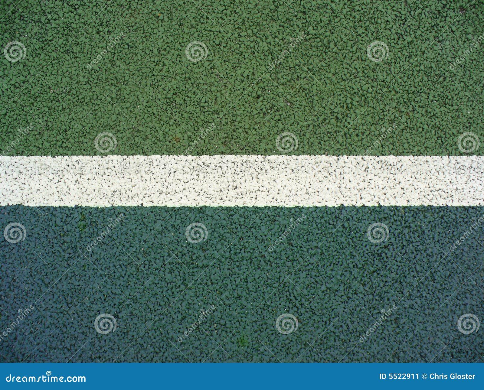 Linia w tenisa