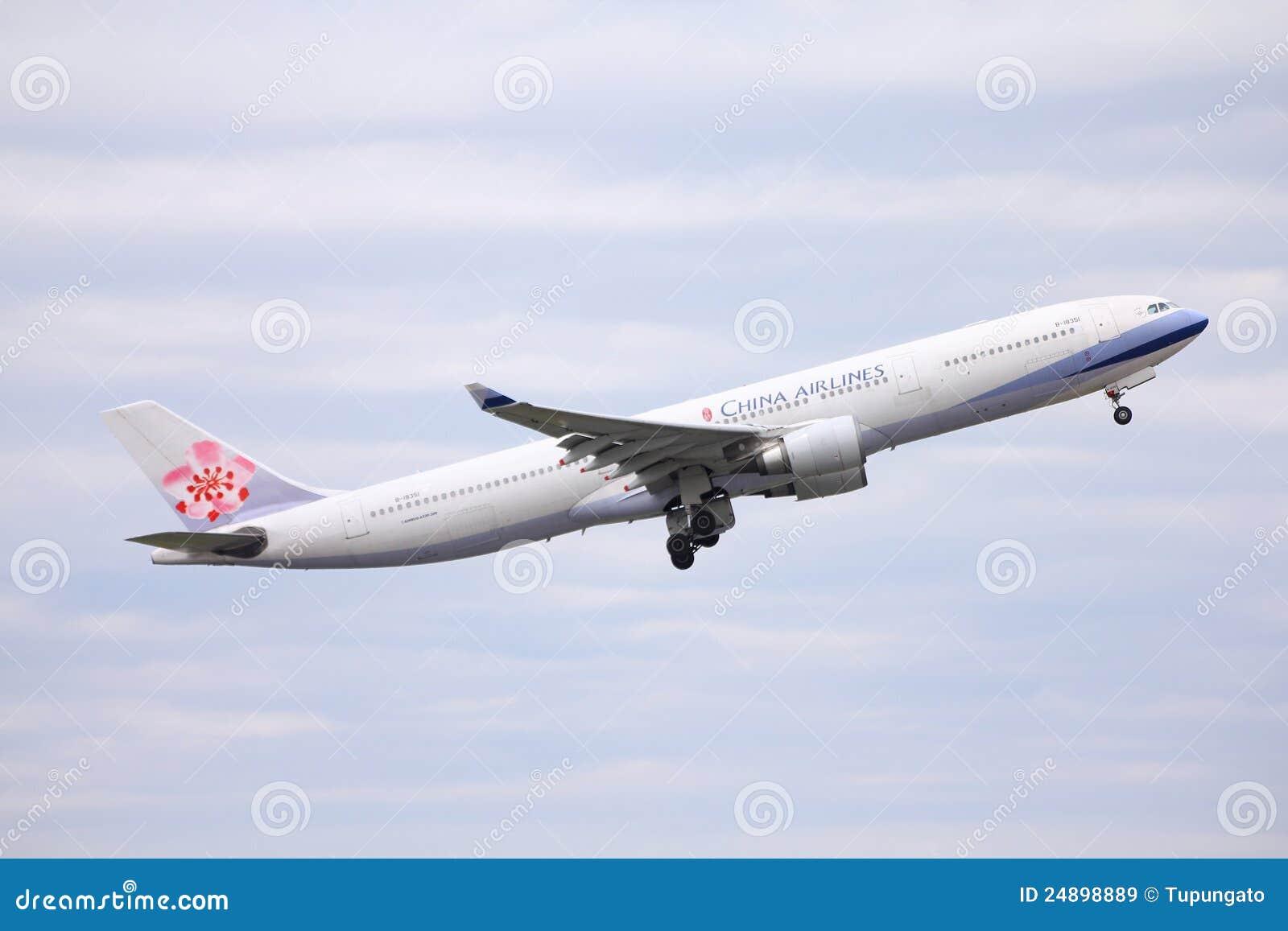 Linie lotnicze porcelanowe