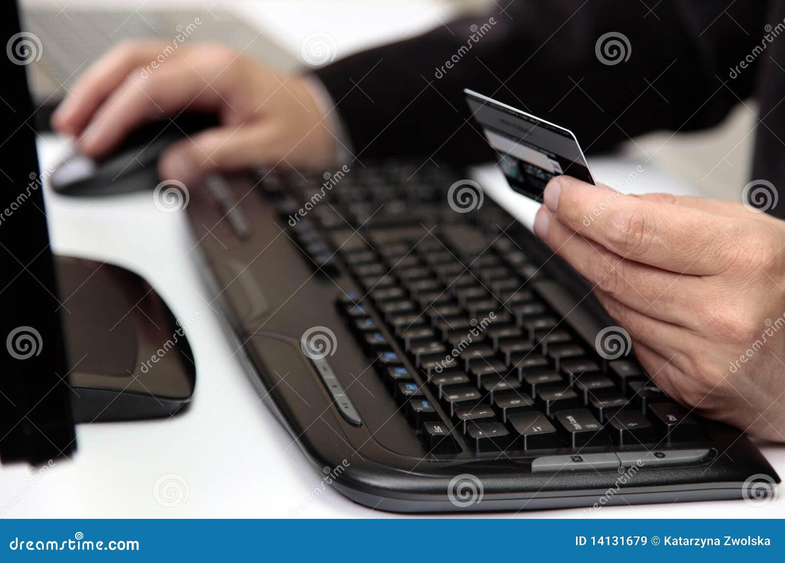 Linje betalning för kommers e