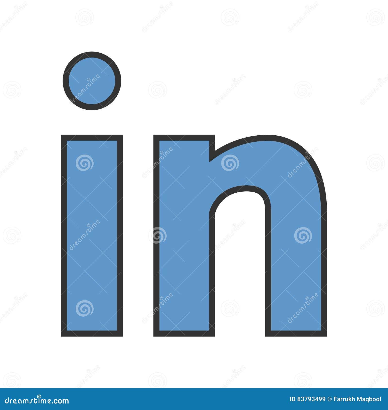 Linkedin Editorial Stock Image Illustration Of Linkedin 83793499