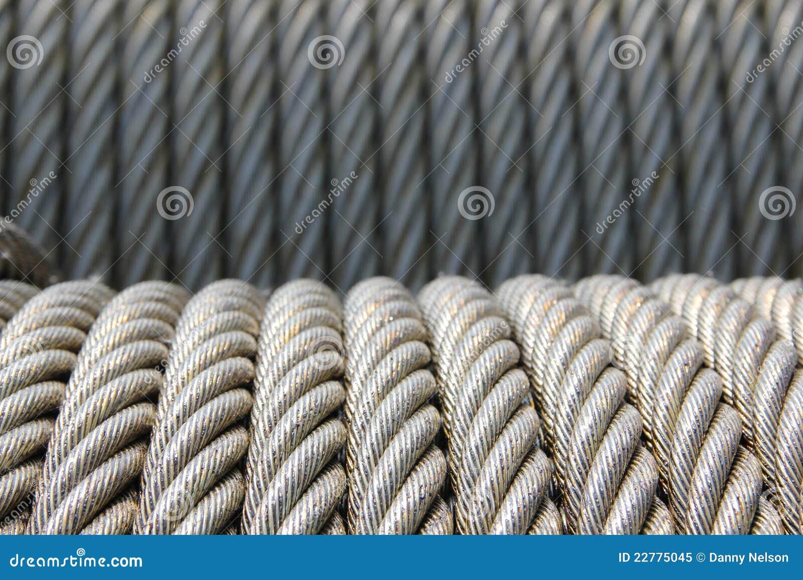 Linowy drut