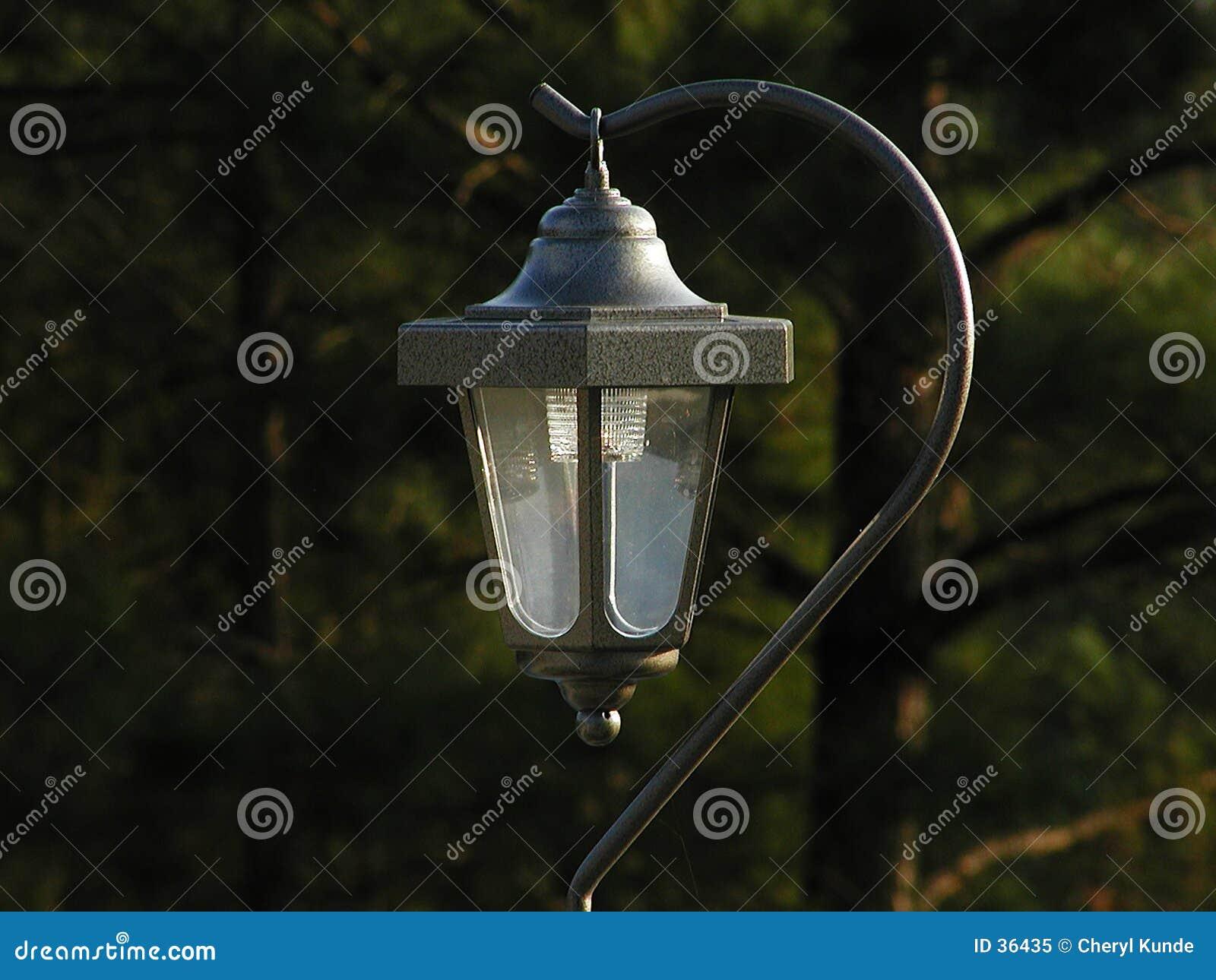 Linterna solar