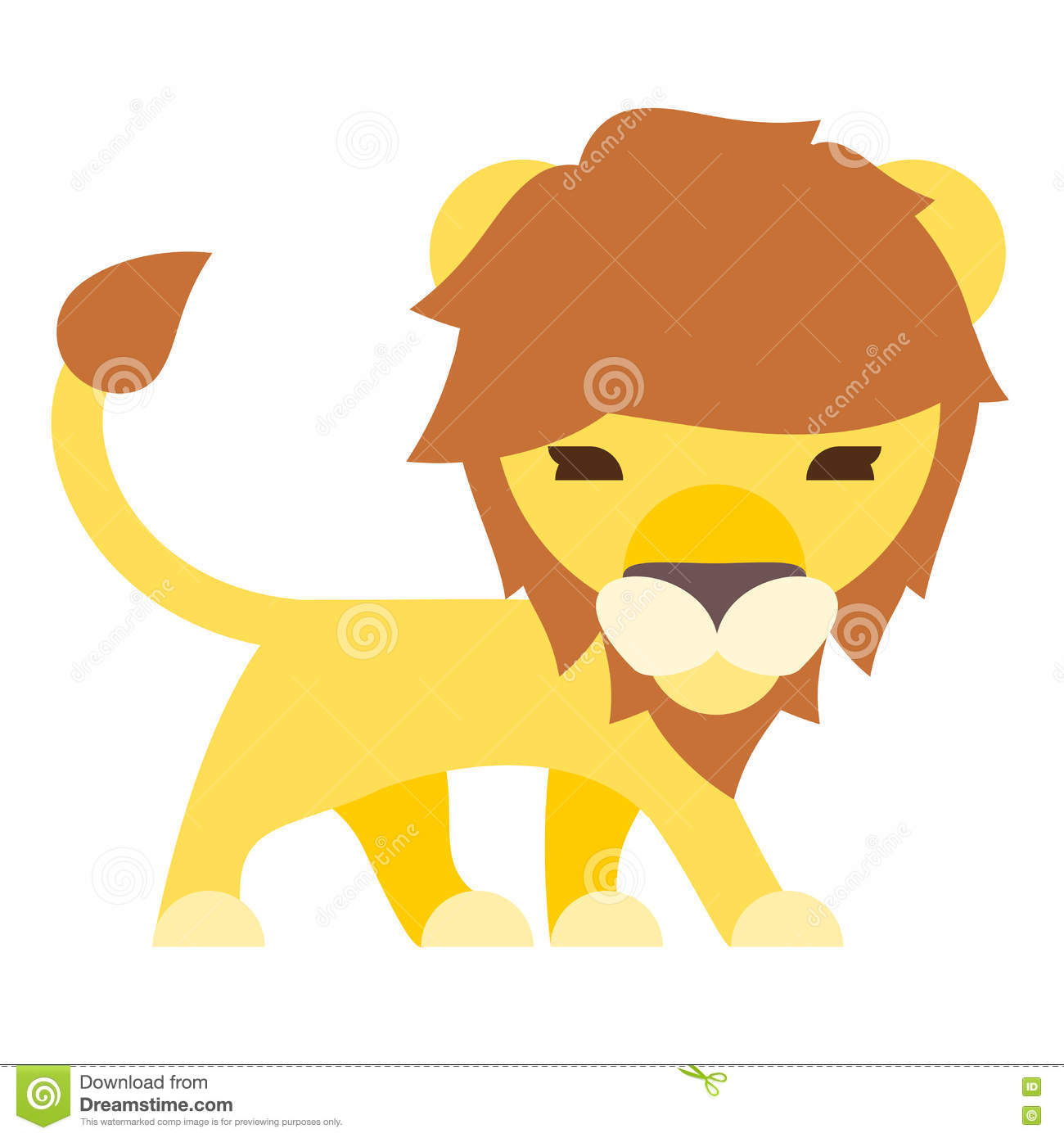 Full Body Lion Illustrations Vectors Accessed through the lion fullbottle, its best match is the soujiki halfbody. dreamstime com