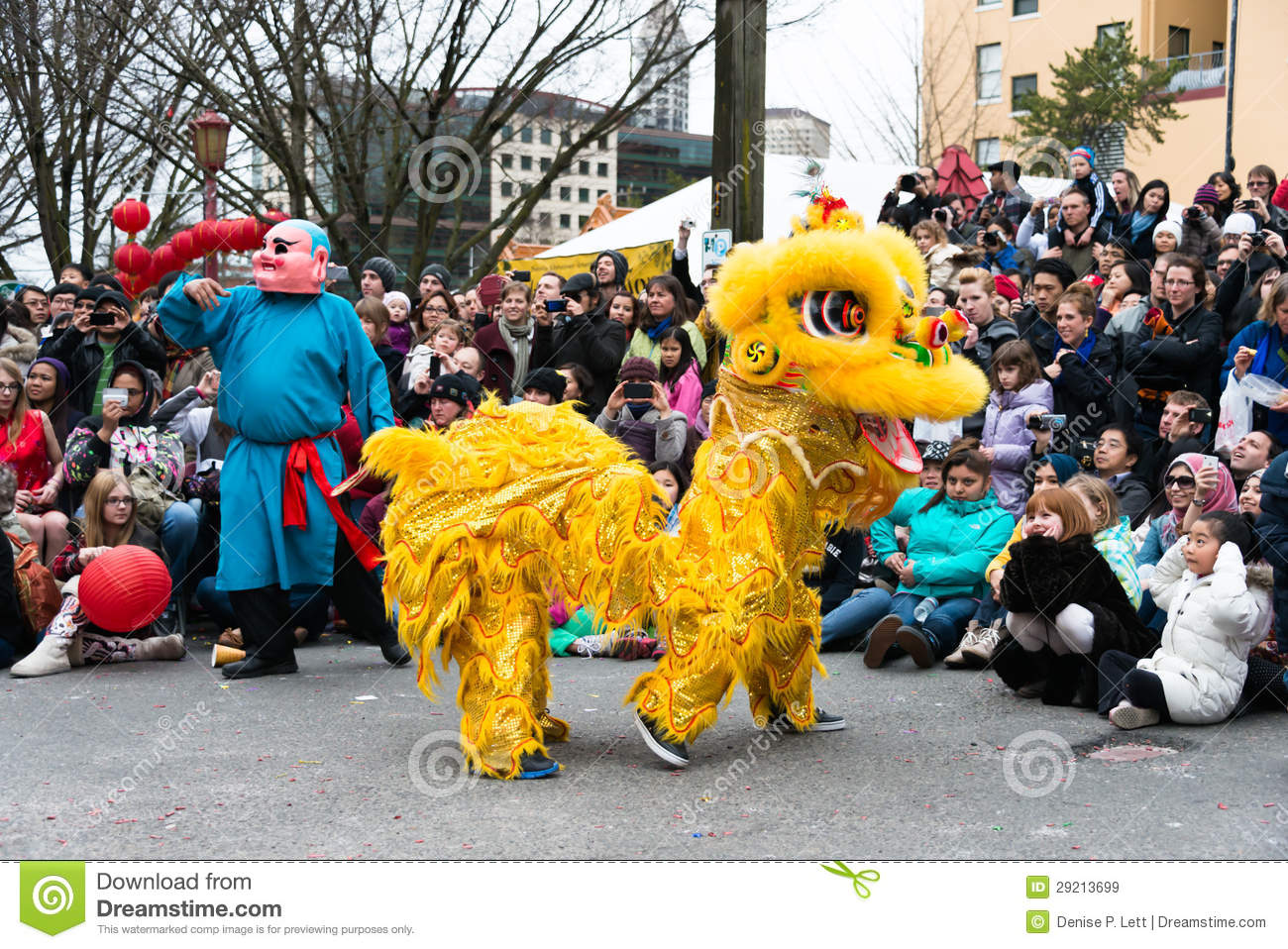 Uncategorized Chinese New Year Dance lion dance chinese new year editorial stock image 29213699 year