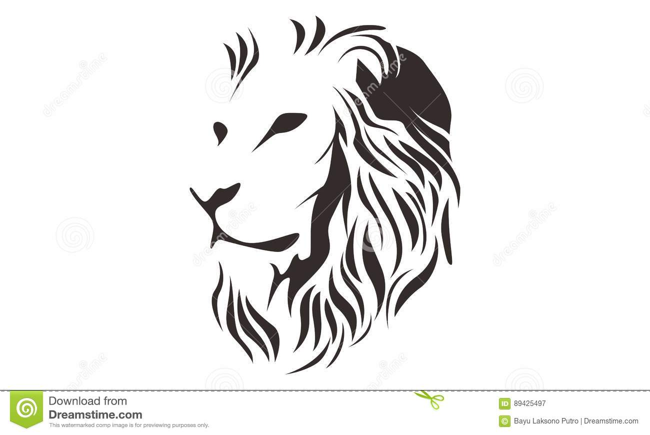 Lion Head Drawing Stock Illustrations 6 032 Lion Head Drawing Stock Illustrations Vectors Clipart Dreamstime Image result for lion outline drawing mom drawings fairy. dreamstime com