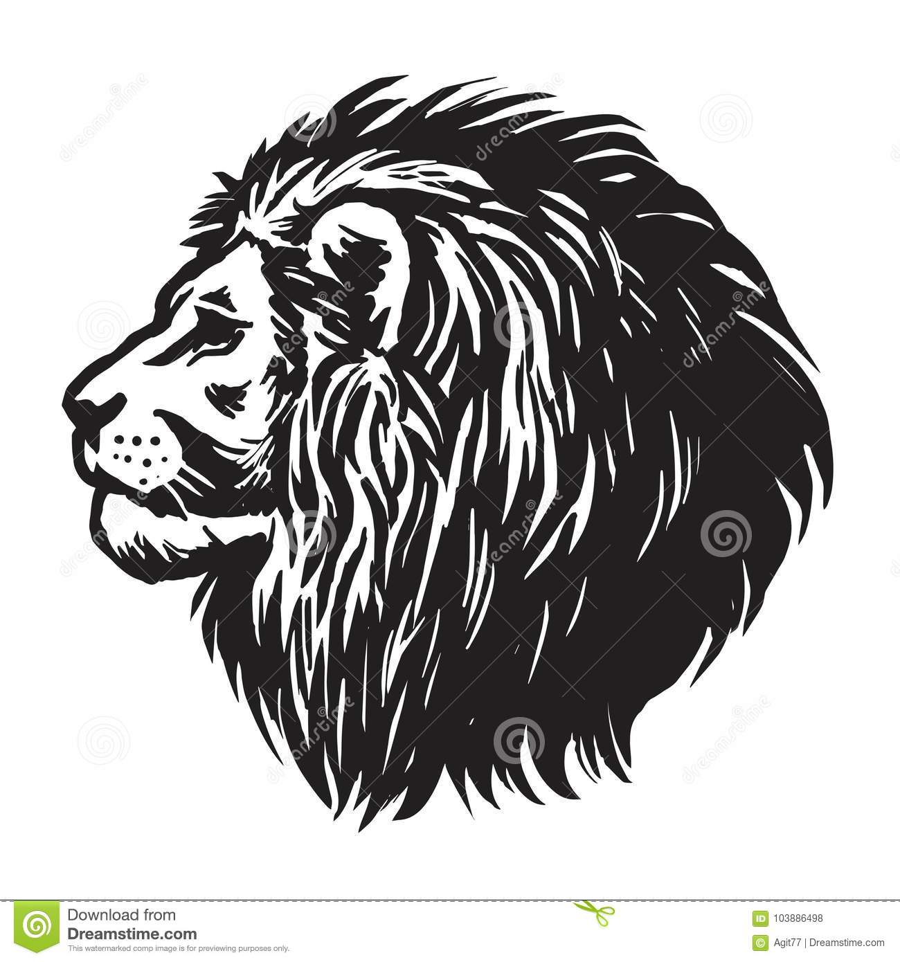 Lion Head Drawing Stock Illustrations 6 032 Lion Head Drawing Stock Illustrations Vectors Clipart Dreamstime Vector drawings sketches different predator , tigers lions cheetahs and leopards are drawn in ink by hand , objects with no. https www dreamstime com lion head realistic hand drawn drawing vector illustration ink line image103886498