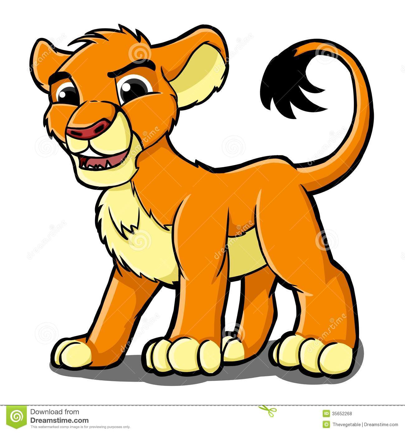 Lion images for kids