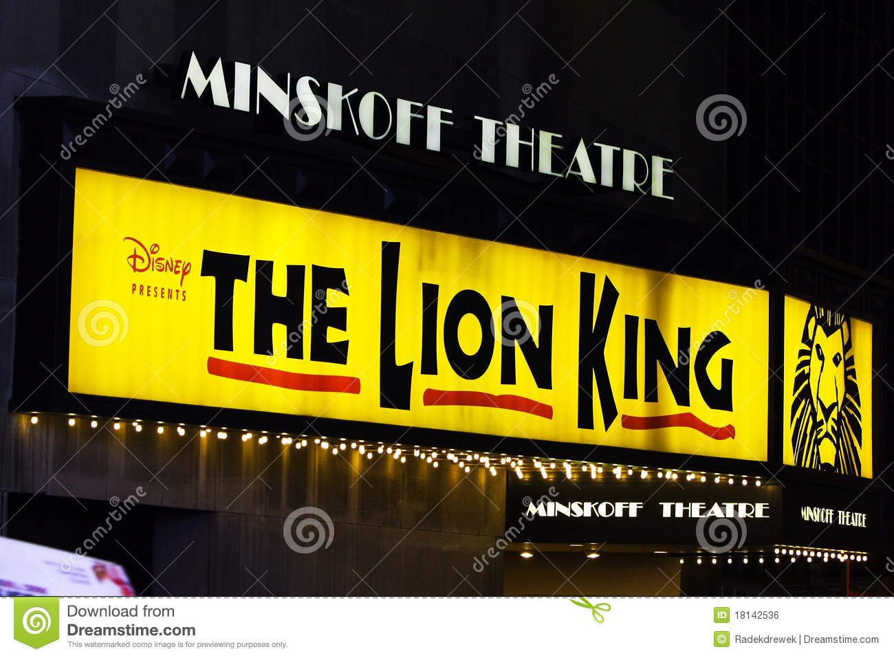 the lion king editorial photo  image of hairspray