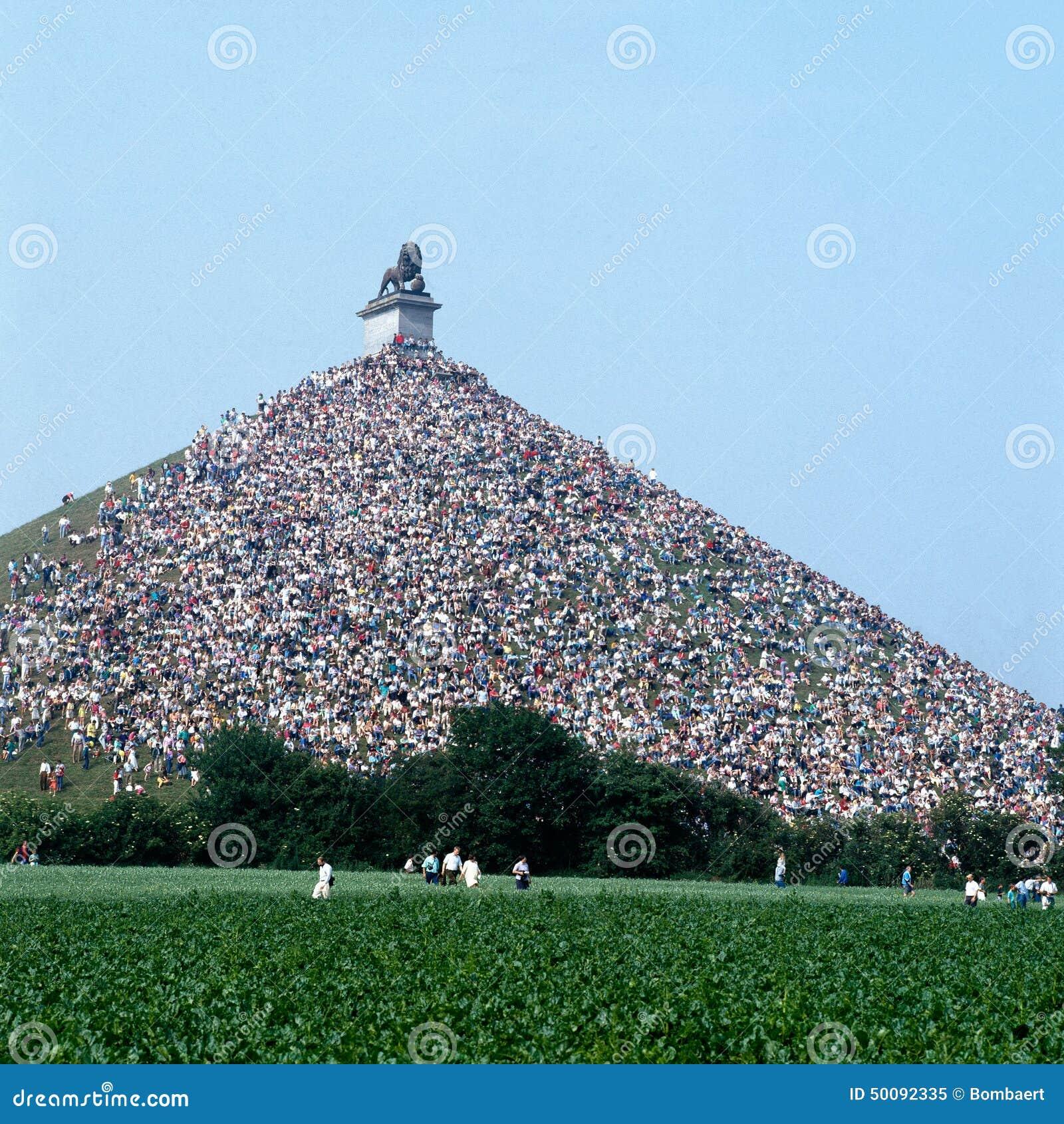 lions mound memorial