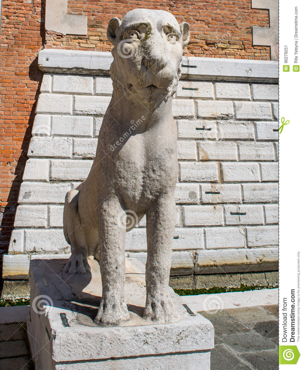 Lions of the Venetian Arsenal