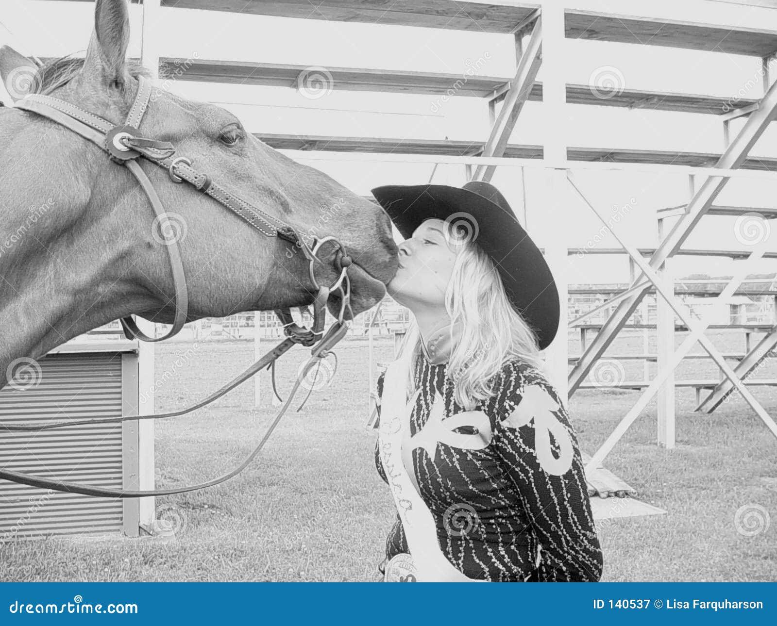 Lippen 2 van het paard