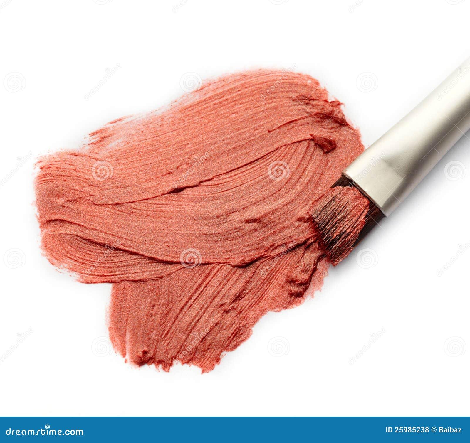 Lipstick Smear Royalty Free Stock Photos - Image: 25985238