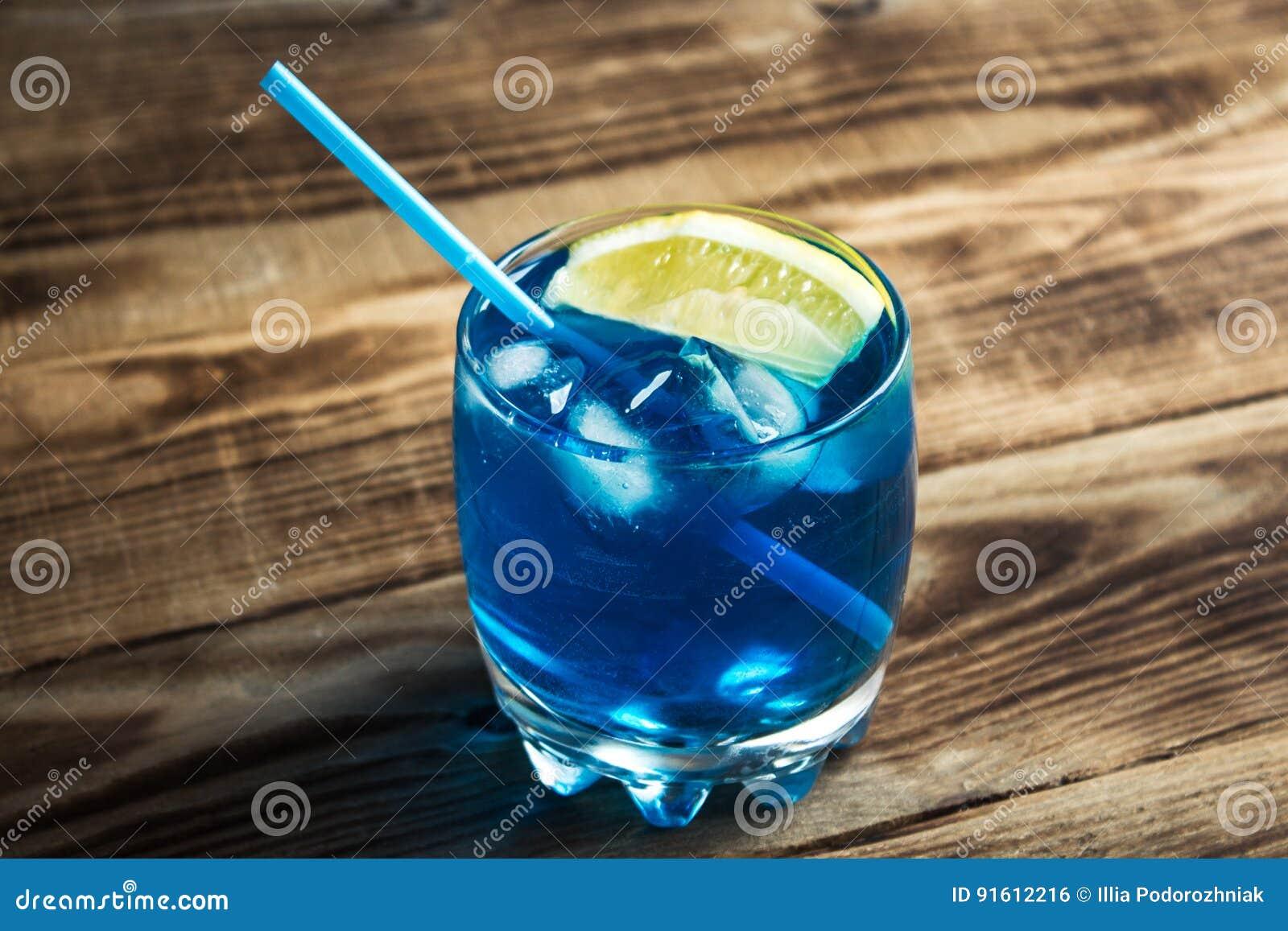 Liqueur bleu-clair du Curaçao de boisson alcoolisée