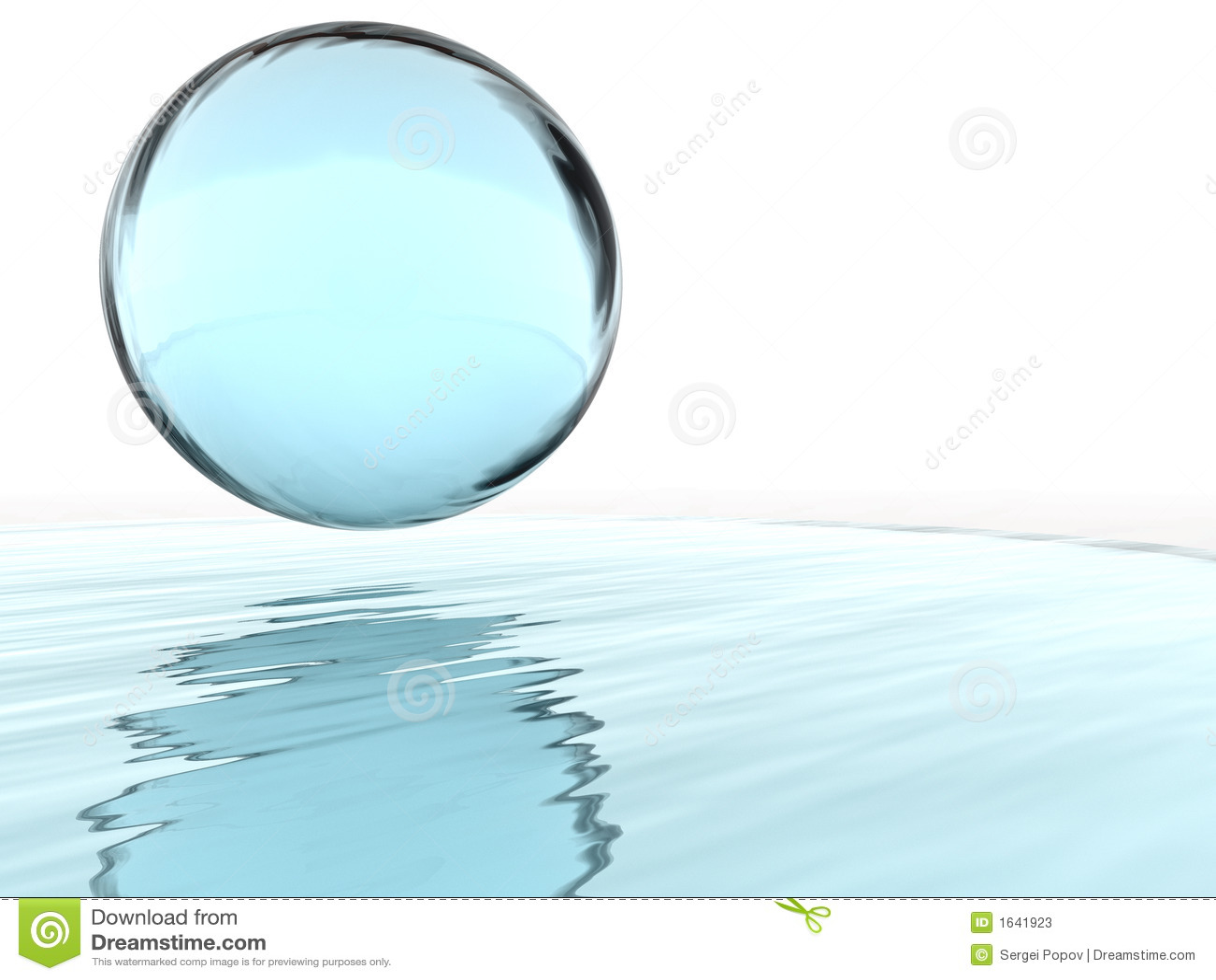 Liquid ball