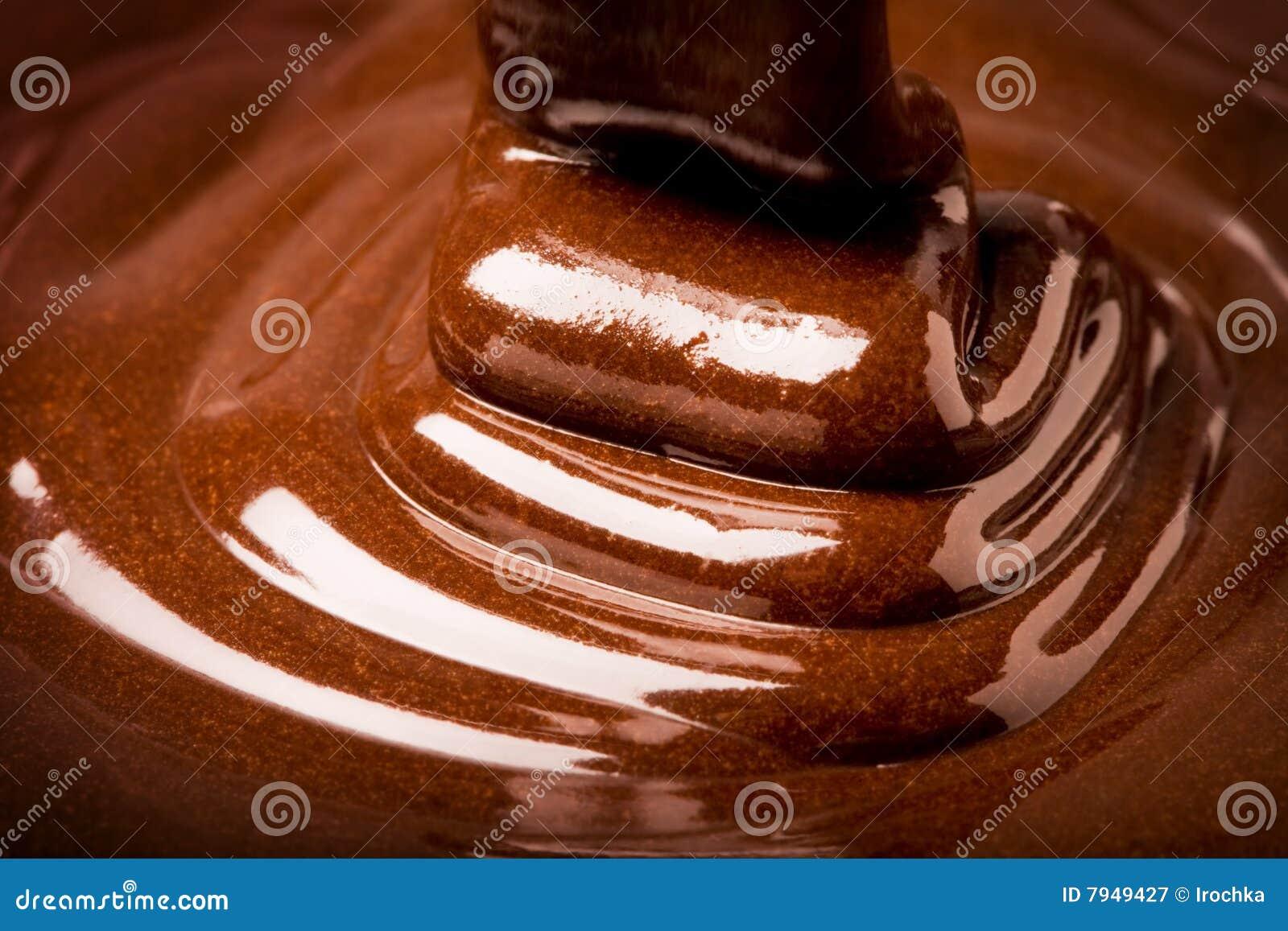 how to make chocolate more liquid