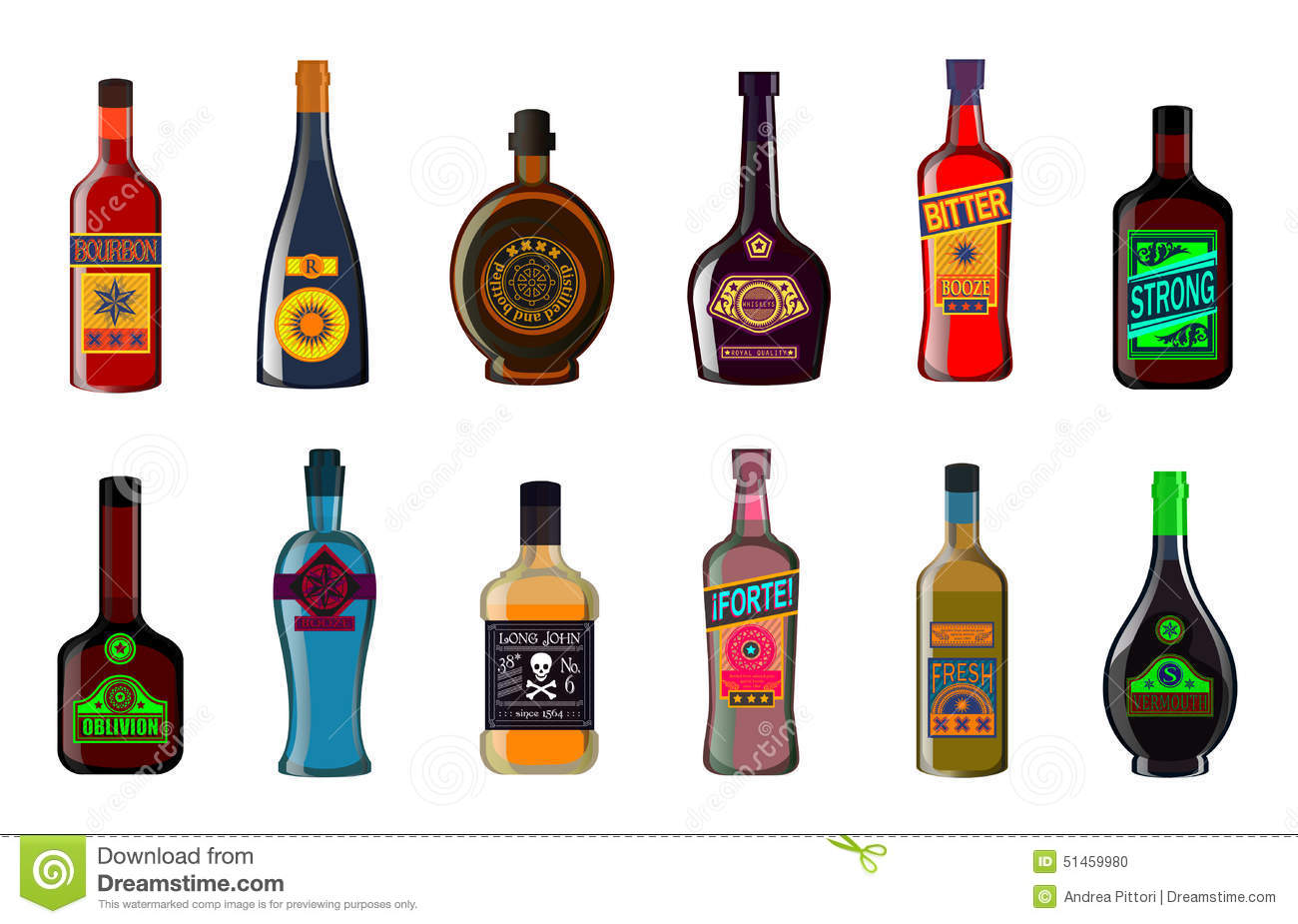 Vodka And Vermouth Drinks