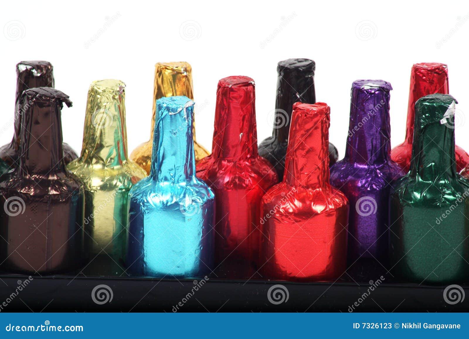 Liquor Chocolates Stock Photos - Image: 7326123