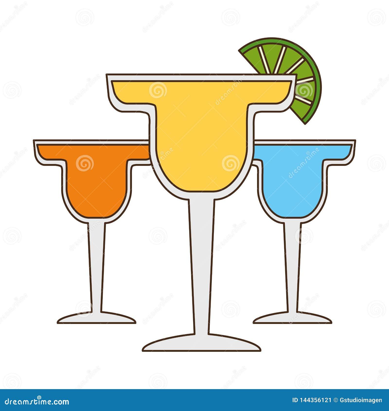 Liquore della bevanda del cocktail