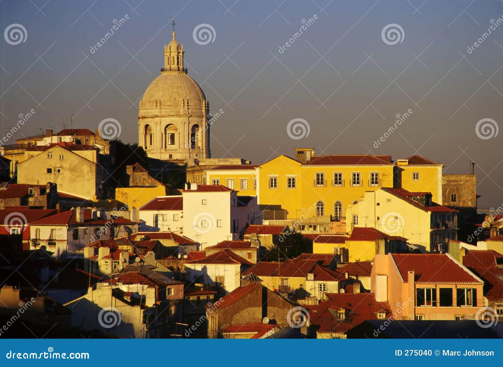 Lisboa horisont