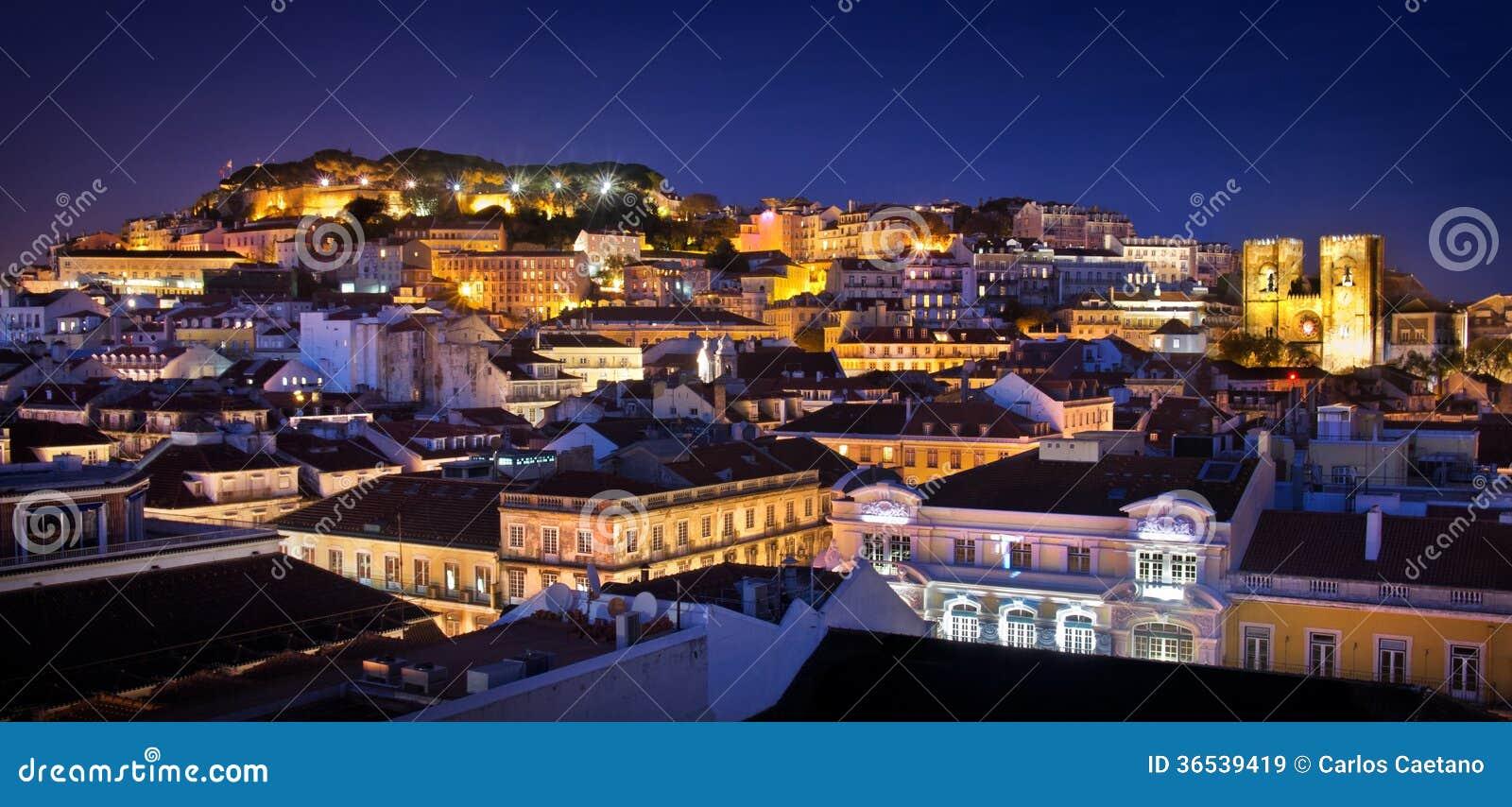 Lisbon śródmieście