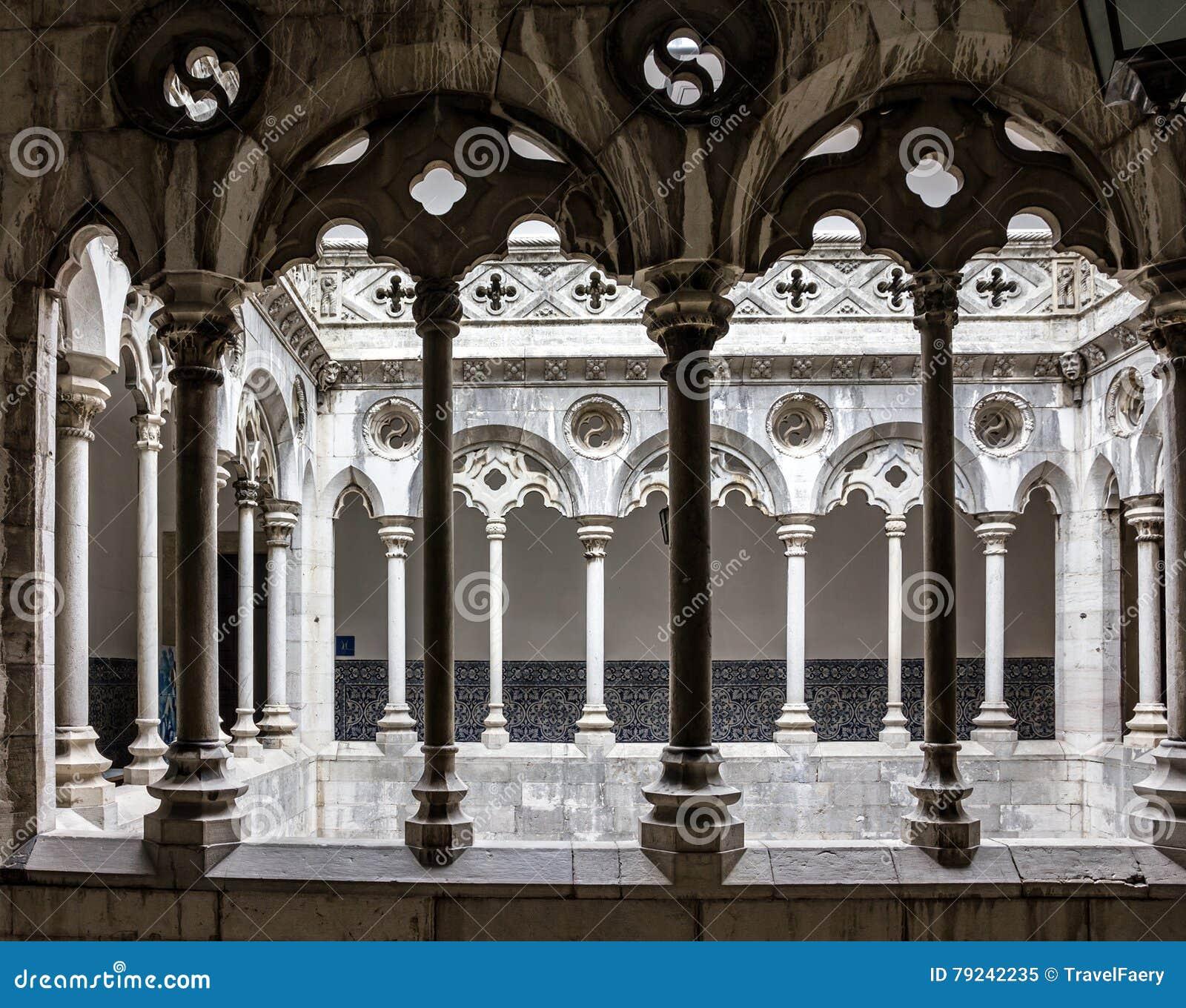 Tile Museum Portugal : Lisbon ceramic tile museum azulejo portugal