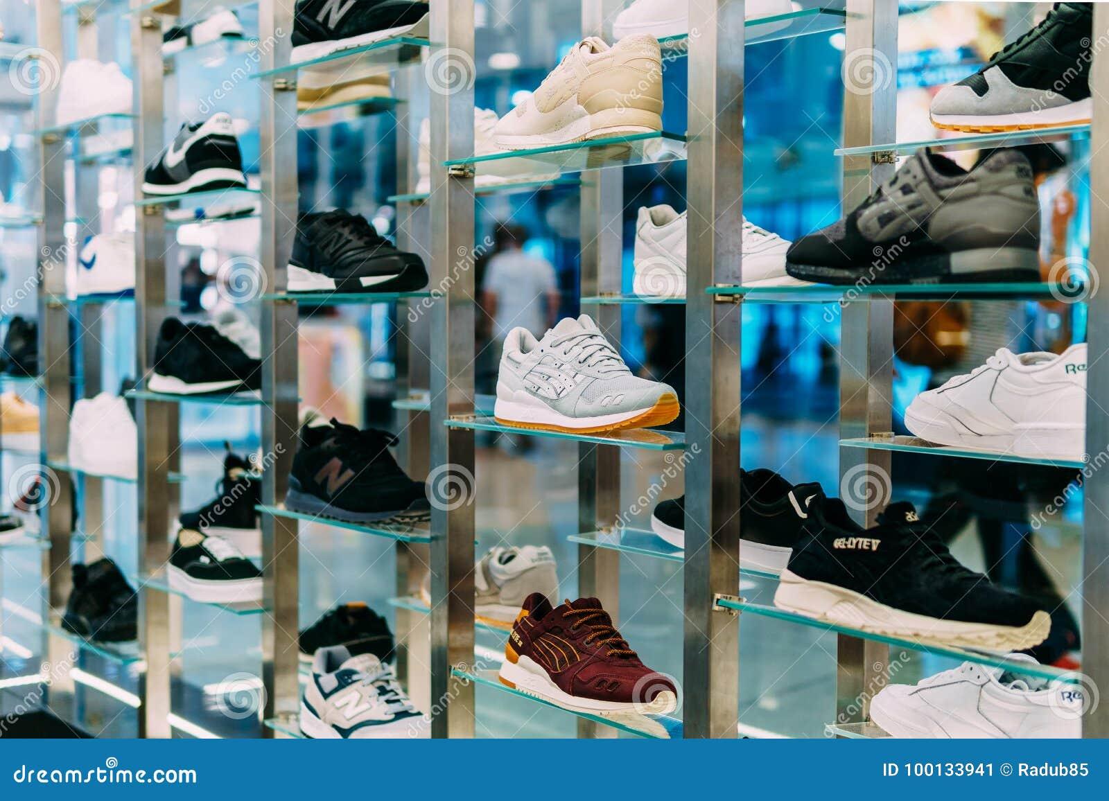Fashion Shoe Store