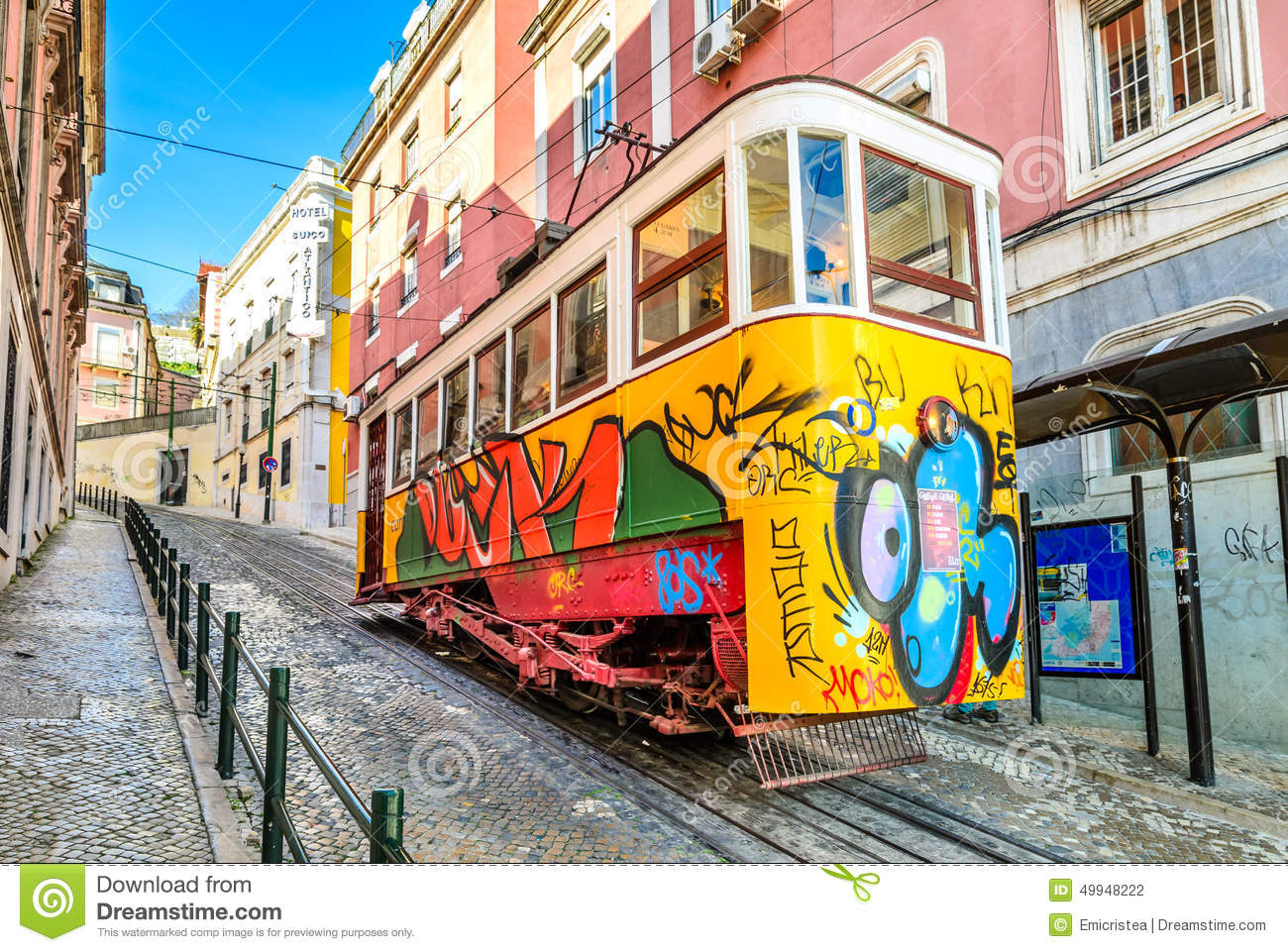 Lisbon Portugal Editorial Photography Image 49948222 – Lisbon Tourist Map Printable