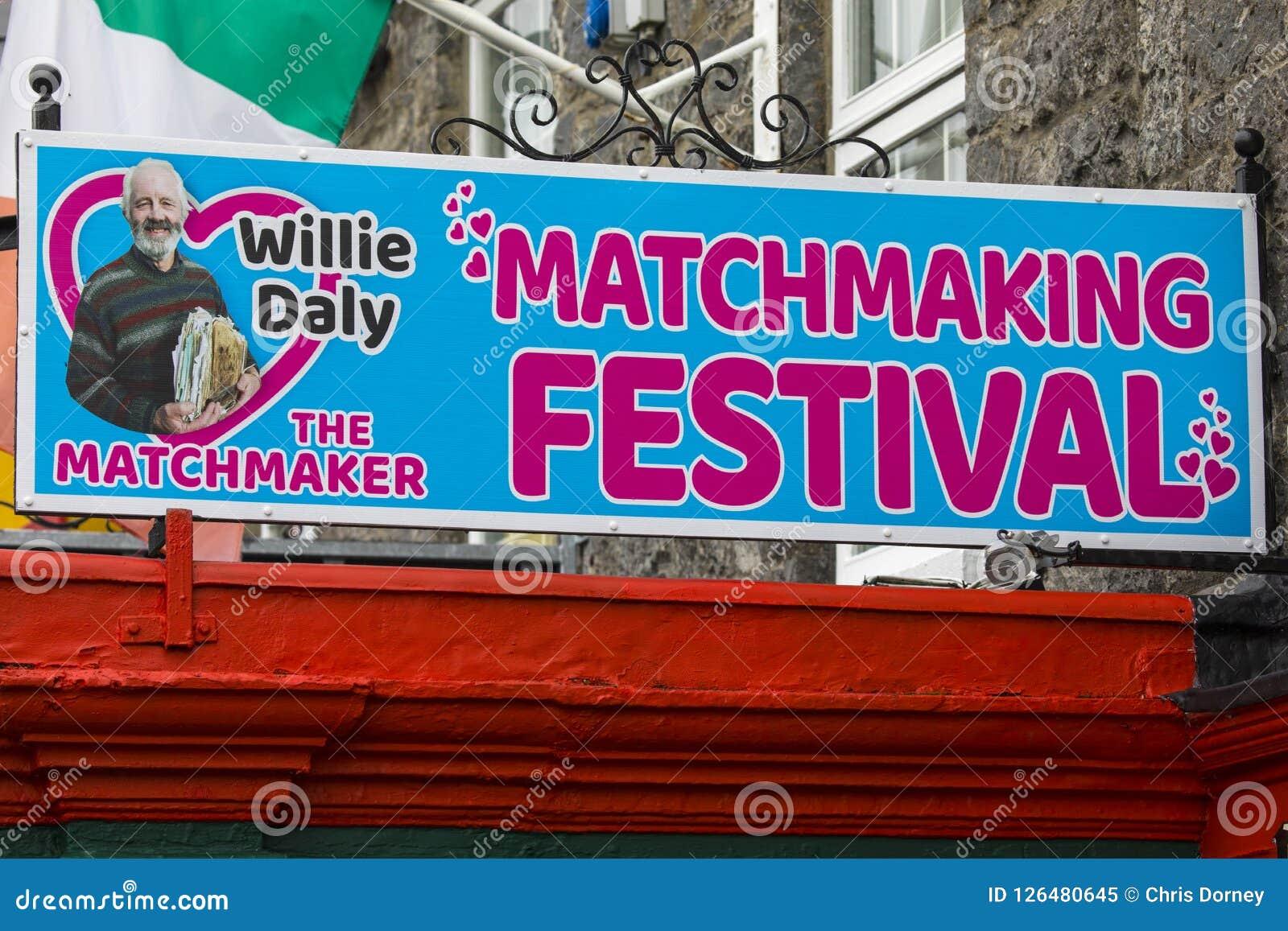 matchmaking festival lisdoonvarna 2013 webové stránky pro připojení k internetu v Kanadě