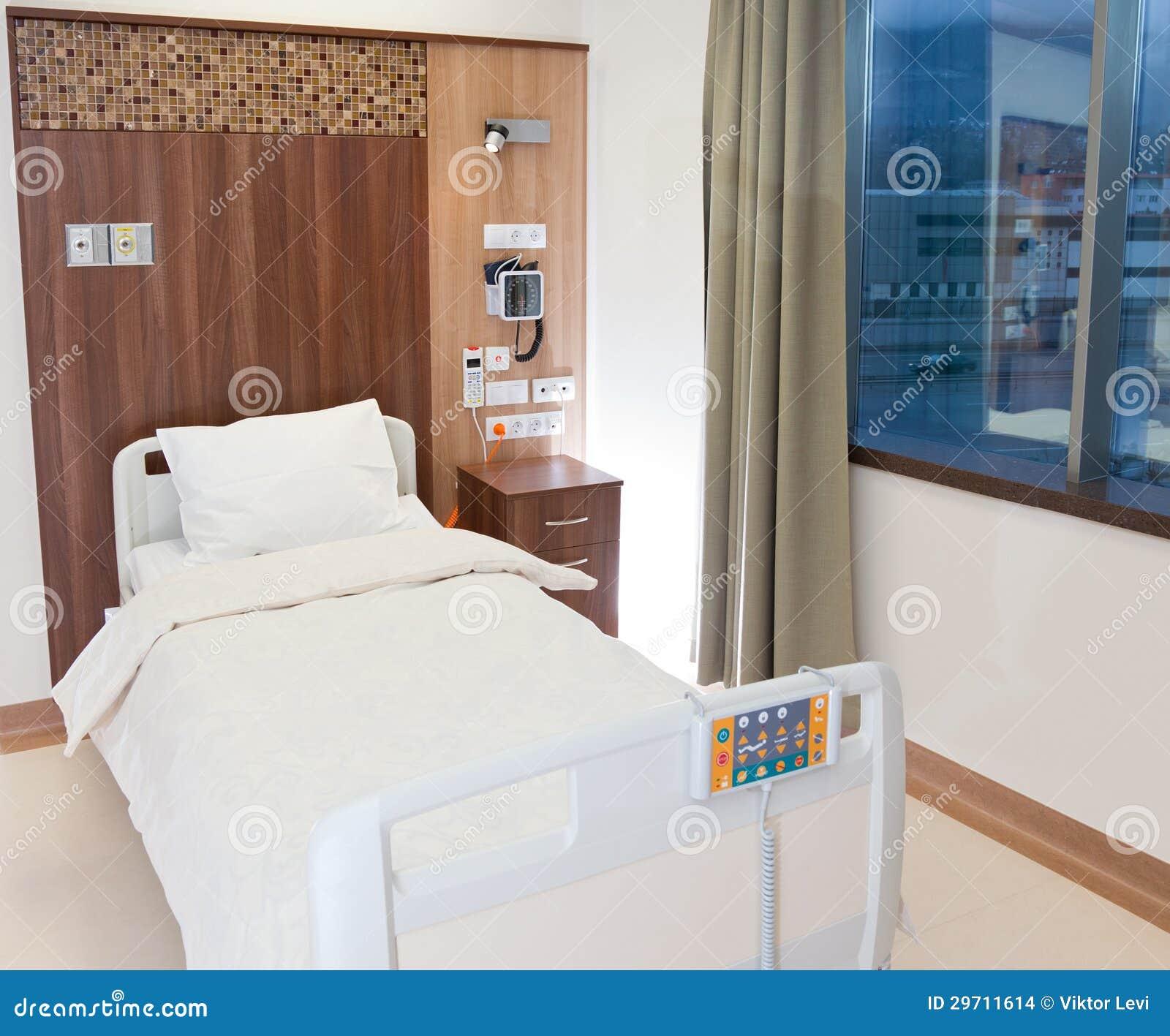 lit d hpital moderne vide - Chambre Hopital Moderne