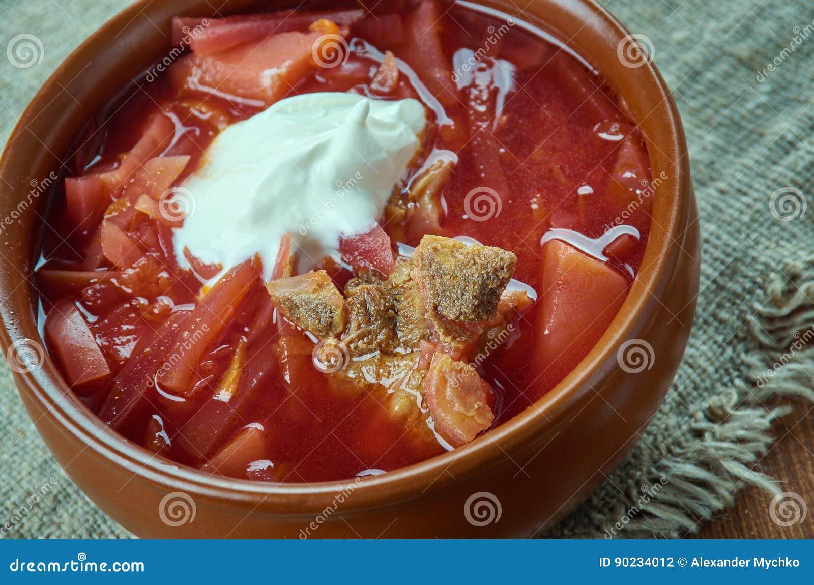 Litauischer Borscht