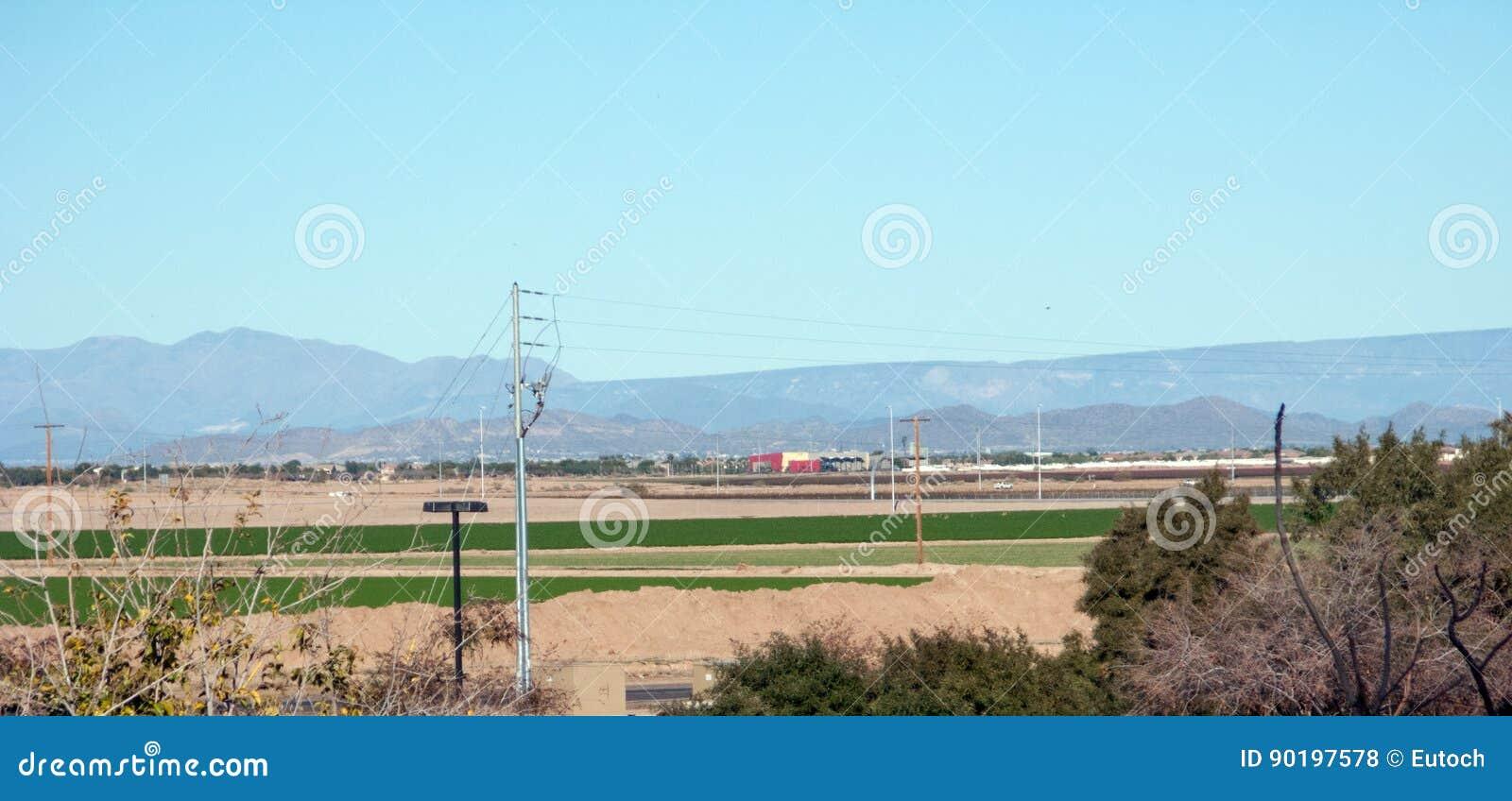 Litchfield Park west of Phoenix, AZ