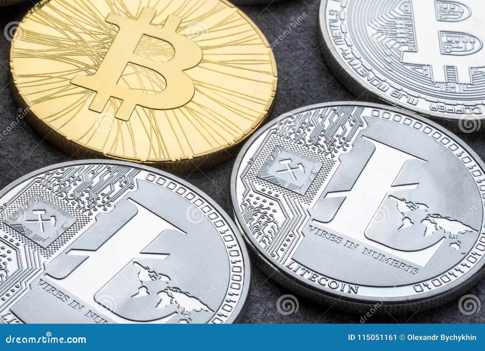 Bitcoin litecoin, Prekyba Litecoin to Bitcoin - LTC/BTC CFD