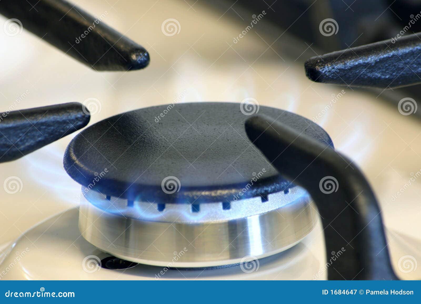 Liten gasbrännaregas