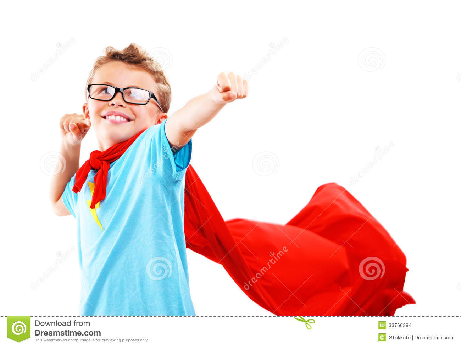 Liten Superhero