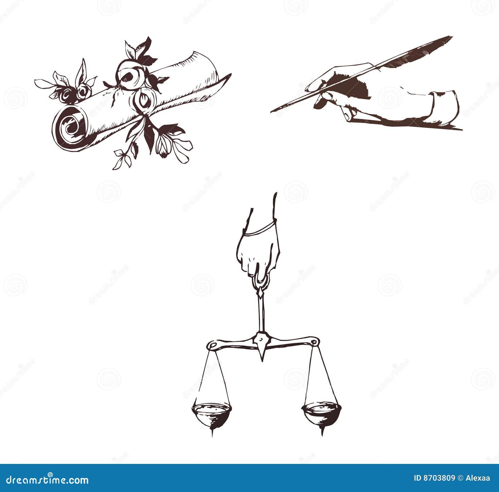Literatura symbol