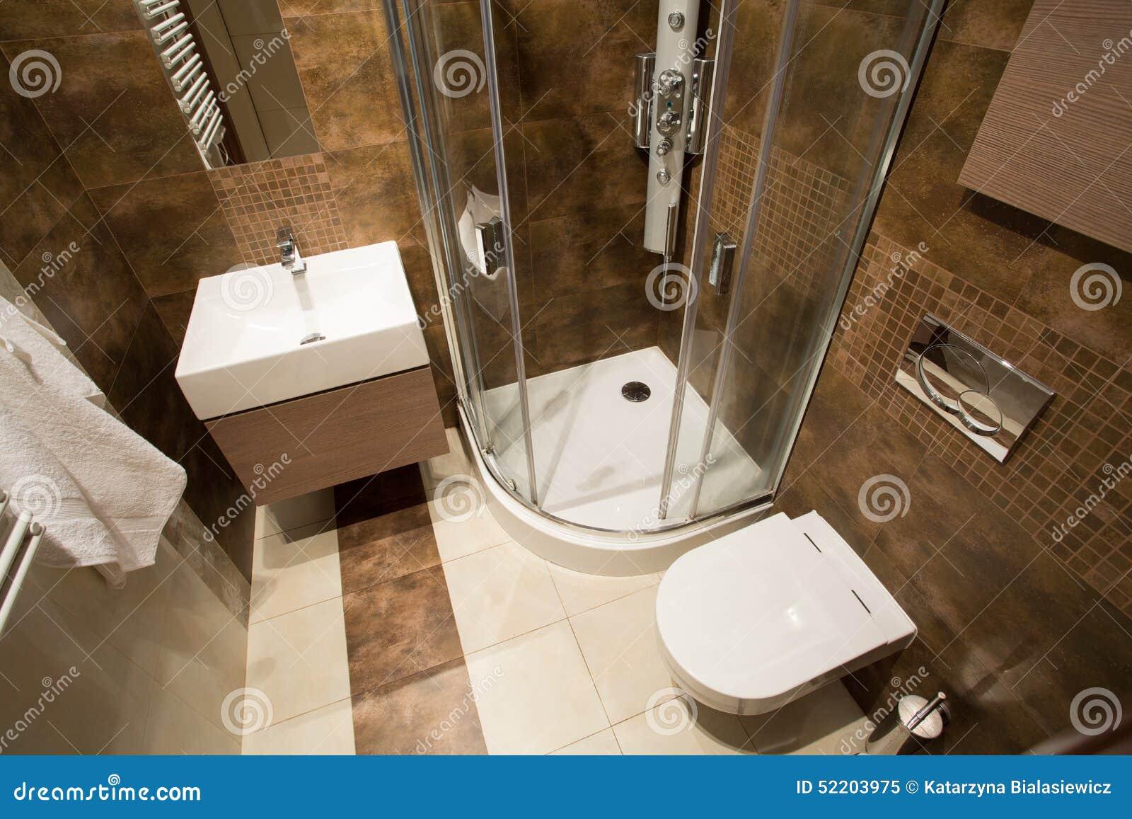 Litet badrum arkivfoto   bild: 55706235