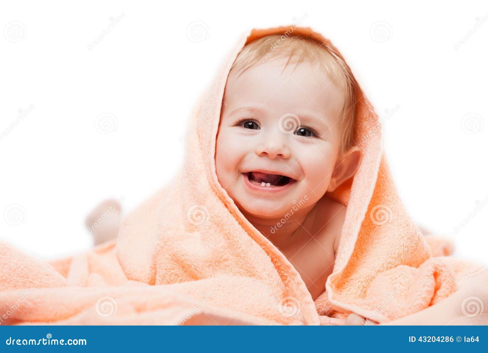 Download Litet Gulligt Nyfött Behandla Som Ett Barn Barnet Arkivfoto - Bild av avkommor, härlig: 43204286